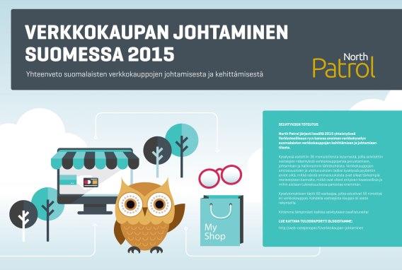 Verkkokauppakysely 2015: Kansilehti